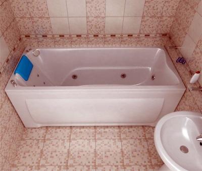 Акриловая ванна с гидромассажем ESPA