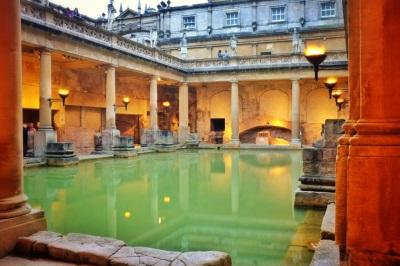 Римская ванна-купальня