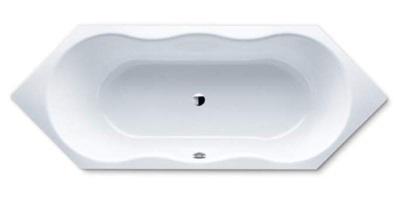 Стальная итальянская ванна