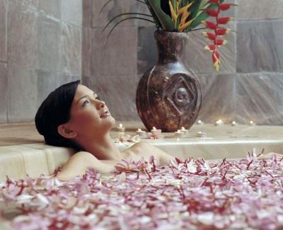 Ванны с аромамаслами - приятно