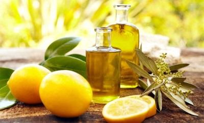 Масло лимона для ванны