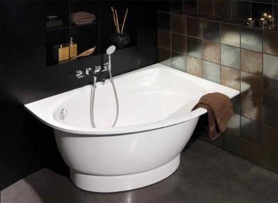 Облегченная чугунная ванна