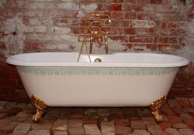 Винтажная ванна Recor