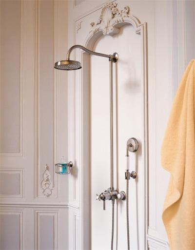 Металлический душ