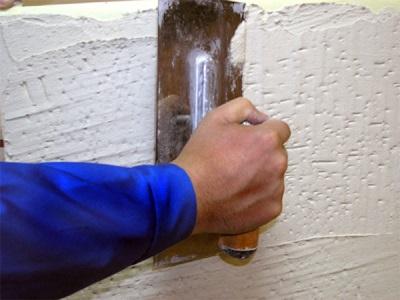 Подготовка стен к нанесению штукатурки