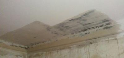 Увлажнение потолка водой