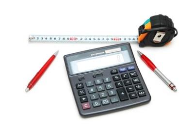 Инструменты для проведения замеров