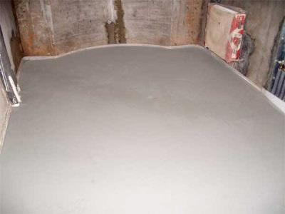 Пол цементно-акриловый