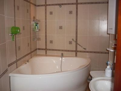 Готовая ванная в бюджетном варианте