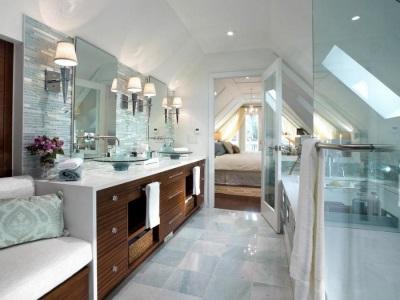 Фен-шуй в небольшой ванной