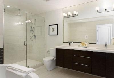 Дизайн совмещенного санузла с ванной
