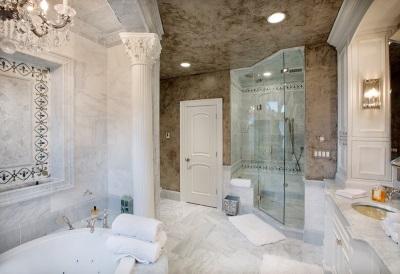 Как сделать дизайн ванной современным