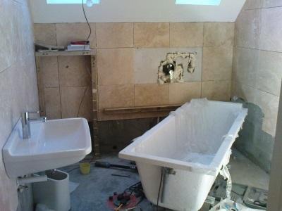 Ремонт ванной комнаты - как избежать ошибок