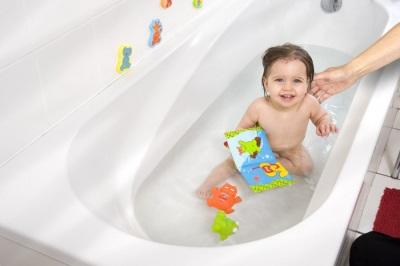 Книжка для купания в ванне