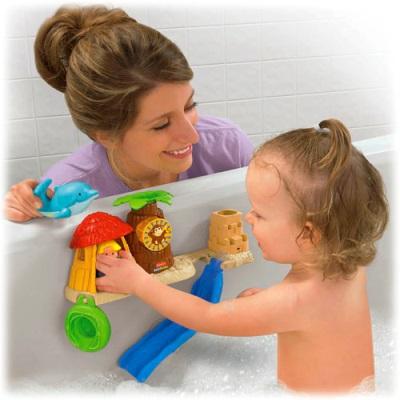 Игрушки для ванной для малыша