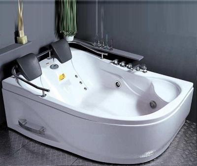 Двухместная ванна Apollo