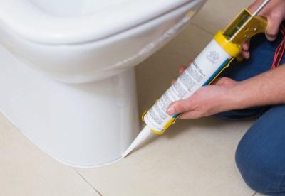 Обработка герметиком для предотвращения течи