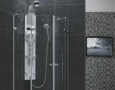 Монтаж гижромассажной панели в ванной
