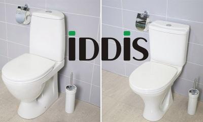 Унитазы от российской компании IDDIS