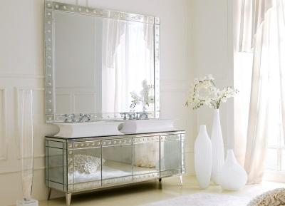 Материал для зеркала в ванную