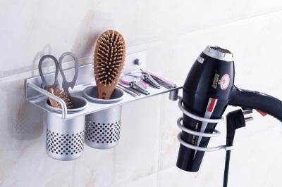 Советы по выбору держателя для фена в ванную комнату