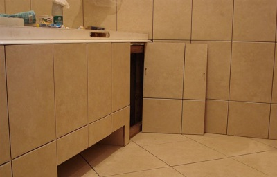 Советы по установке экрана из плитки под ванну