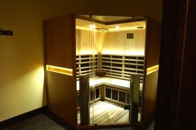Стоимость инфракрасной сауны для квартиры