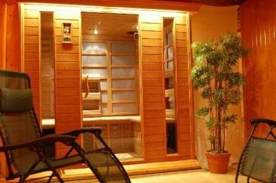 Инфракрасная сауна для квартиры