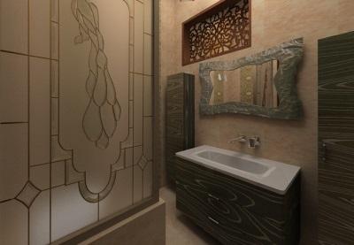 Итальянская мебель для ванной марки Aima