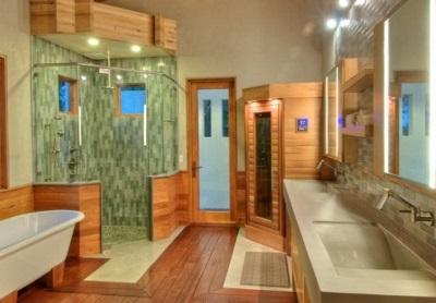 Инфракрасная мини-сауна для квартиры