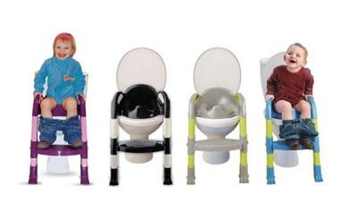 Насадки на унитаз для малышей