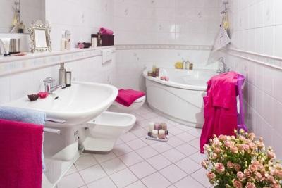 Биде в ванной комнате