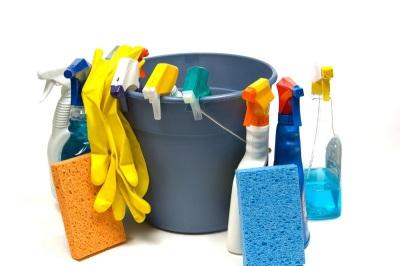 Антигрибковые и антисептические средства по уходу за плиткой в ванной