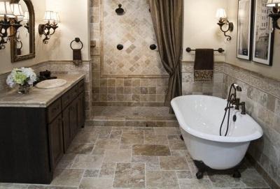 Бра для ванной в классическом стиле