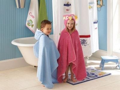 Правила использования детского коврика в ванной комнате