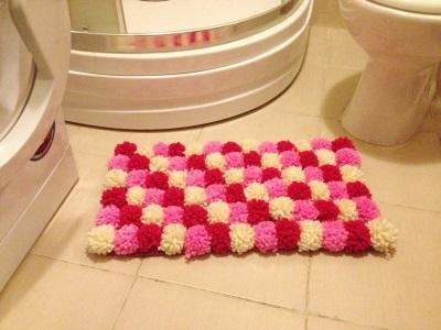 Материалы детских ковриков для ванной