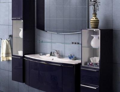 Особенности производства мебели для ванной бренда Акватон