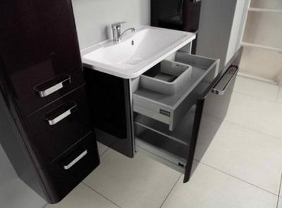 Качество мебели для ванной комнаты Акватон
