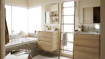 Мебель от Леруа Мерлен для ванной