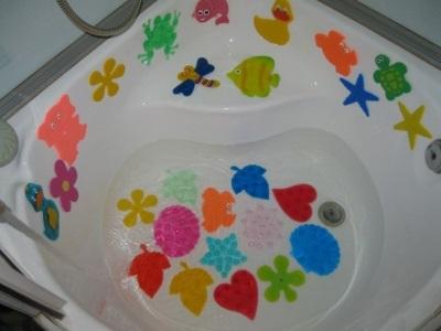 Функции мини-ковриков для ванной комнаты