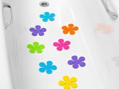 Мини-коврики для ванной комнаты