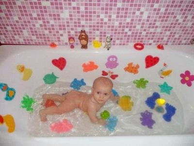 Назначение мини-ковриков для ванной комнаты