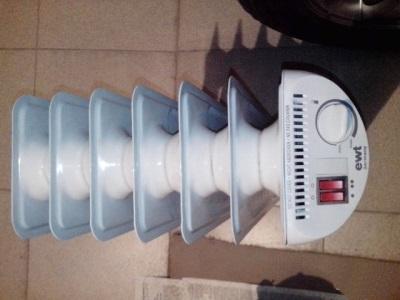 Масляные радиаторы в ванной комнате