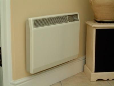 Конвекторный утеплитель (Электроконвектор) для обогрева ванной комнаты