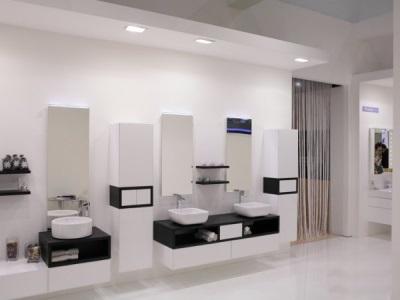 Мебель для ванной комнаты от Акватон