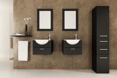 Советы по выбору шкафа в виде пенала для ванной