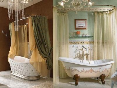 Шторка для ванны своими руками из ткани
