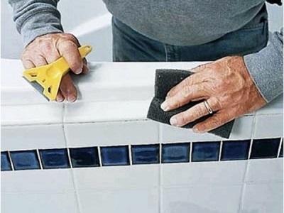 Недостатки силиконового герметика для ванной