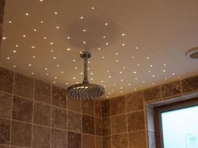 Влагозащищенность встроенных светильников в ванной