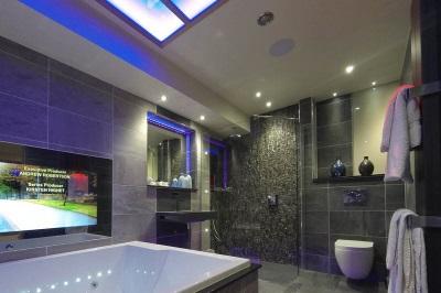 Недостатки встраиваемых светильников для ванной комнаты